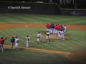 The Red Sox Win
