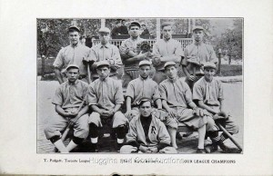 St. Mary's Industrial School Baseball Team Photo 1914 (Image Huggins and Scott Auctions)