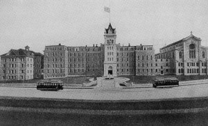 St. Mary's Industrial School For Boys, Before the 1919 Fire