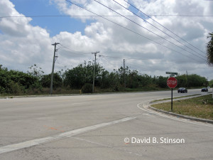Intersection of Havermill Road and , Future Nationals Spring Training Site
