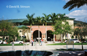 Roger Dean Stadium, Jupiter Florida, Spring Training Home of the St. Louis Cardinals and Miami Marlins