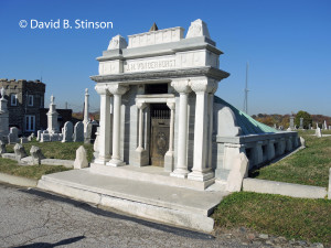 Von Der Horst Mausoleum, Baltimore Cemetery, Baltimore, Maryland